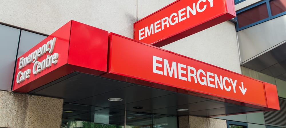 emergency room visits so expensive